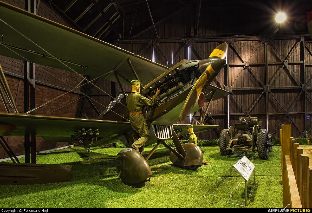 Czechoslovak - Air Force 226 aircraft at Prague - Kbely, Letecké muzeum