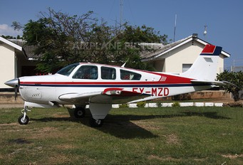 5Y-MZD - Private Beechcraft 33 Debonair / Bonanza