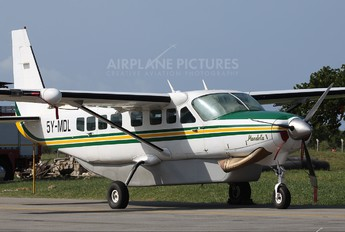5Y-MDL - Private Cessna 208 Caravan