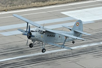 027 - Bulgaria - Air Force Antonov An-2