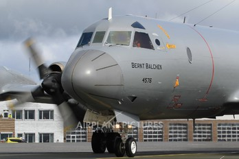 4576 - Norway - Royal Norwegian Air Force Lockheed P-3C Orion
