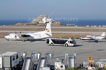 SX-BRS - Minoan Air Fokker 50
