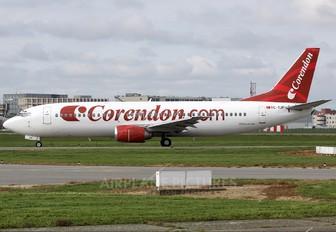 TC-TJF - Corendon Airlines Boeing 737-400