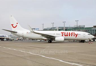 D-AHFA - TUIfly Boeing 737-800