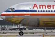 N344AN - American Airlines Boeing 767-300ER aircraft