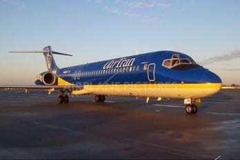 N932AT - AirTran Boeing 717
