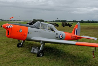 "WK518 - Royal Air Force ""Battle of Britain Memorial Flight&quot de Havilland Canada DHC-1 Chipmunk"