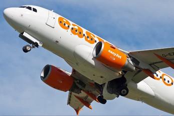 G-EZPG - easyJet Airbus A319