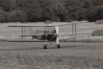 G-AAHY - Private de Havilland DH.  60M Gypsy Moth