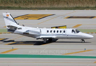 EC-HRO - Private Cessna 550 Citation Bravo