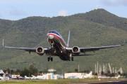 N823NN - American Airlines Boeing 737-800 aircraft