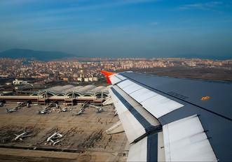 TC-IZM - Izmir Airlines Airbus A319