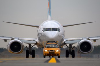 A6-FDP - flyDubai Boeing 737-800