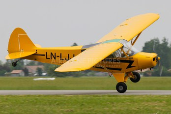 LN-LJJ - Private Piper PA-18 Super Cub