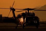 - - USA - Army Sikorsky UH-60A Black Hawk aircraft