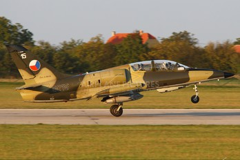 5015 - Czech - Air Force Aero L-39ZA Albatros