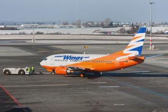 OK-SWV - SmartWings Boeing 737-500