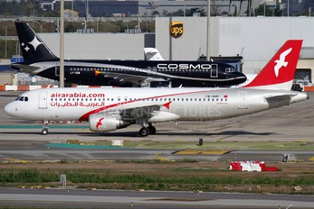 CN-NMF - Air Arabia Airbus A320