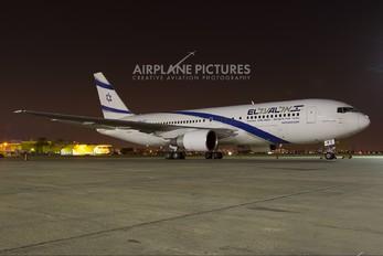 4X-EAF - El Al Israel Airlines Boeing 767-200ER