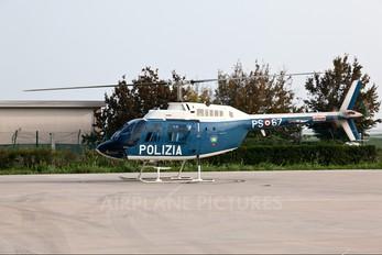 PS 67 - Italy - Police Agusta / Agusta-Bell AB 206A & B