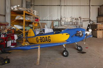 G-BDAG - Private Taylor Monoplane