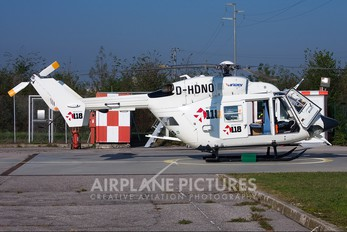 D-HDNO - INAER Eurocopter BK117