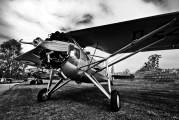 D-EZDR - Private Morane Saulnier MS.317 aircraft