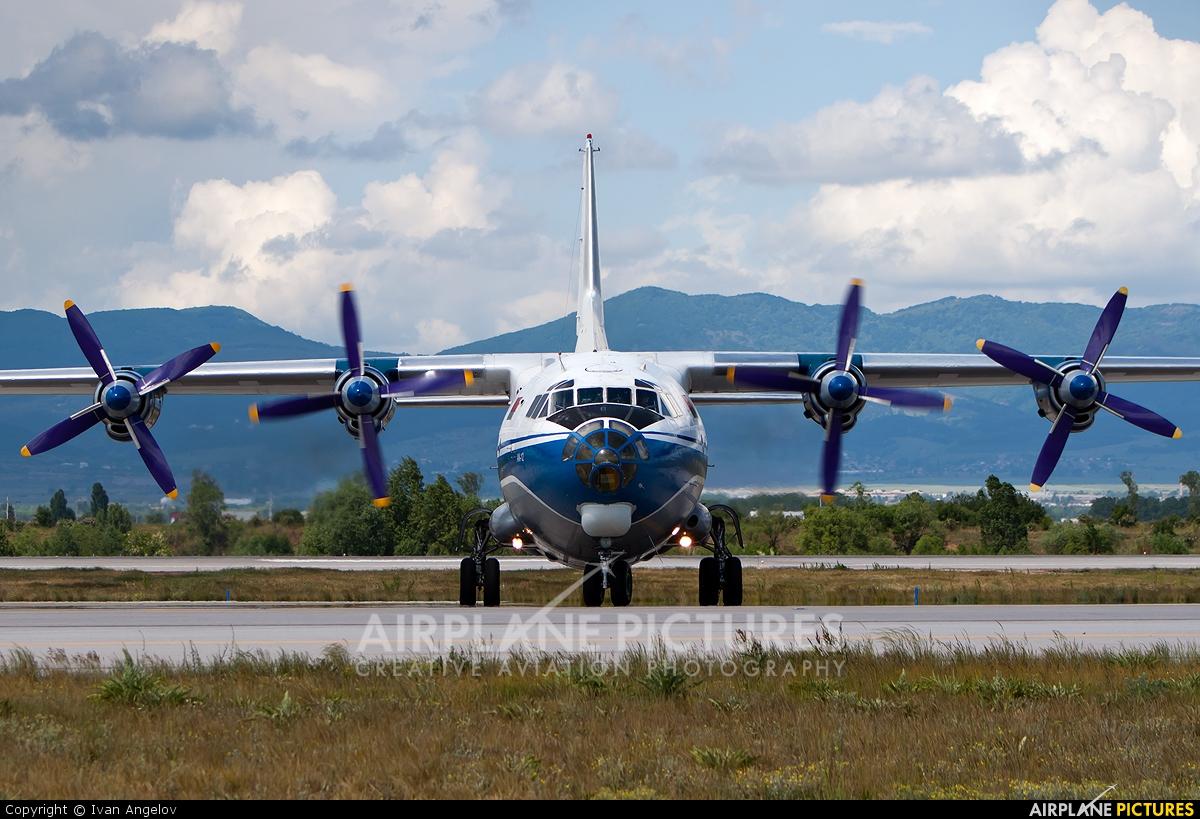 Ruby Star Air Enterprise EW-275TI aircraft at Sofia