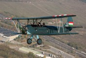 HA-PAO - Private Polikarpov PO-2 / CSS-13 aircraft