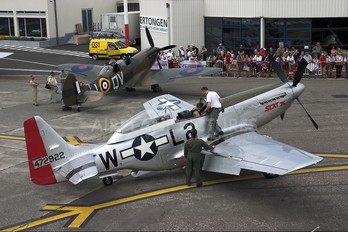 PH-VDF - Private North American TF-51D Mustang