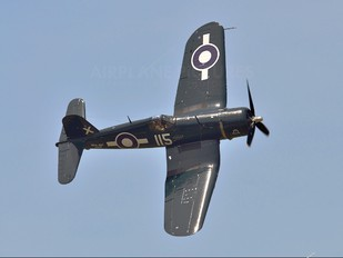 C-GVWC - Vintage Wings of Canada Goodyear FG Corsair (all models)