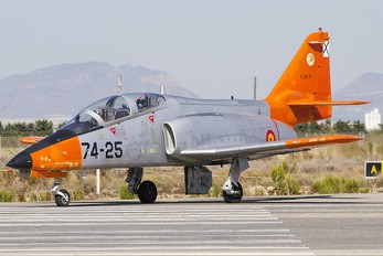 E.25-71 - Spain - Air Force Casa C-101EB Aviojet
