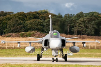 39218 - Sweden - Air Force SAAB JAS 39C Gripen