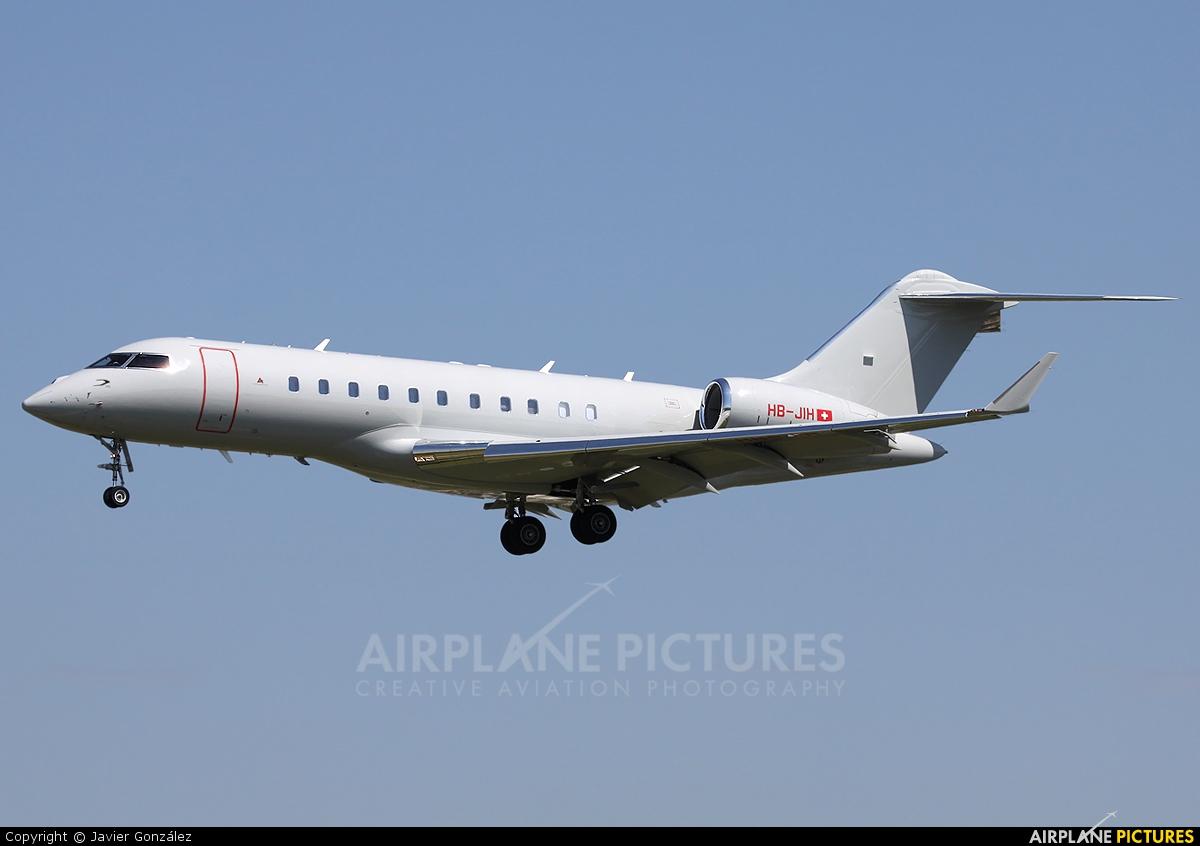 Albinati Aéronautics HB-JIH aircraft at Barcelona - El Prat