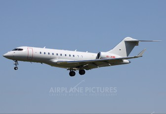 HB-JIH - Albinati Aéronautics Bombardier BD-700 Global 5000