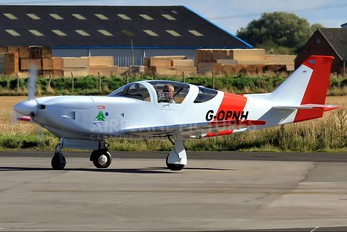 G-OPNH - Private Glasair Super II