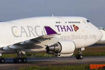 HS-TGJ - Thai Cargo Boeing 747-400BCF, SF, BDSF