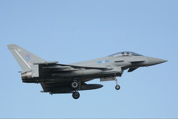 ZK331 - Royal Air Force Eurofighter Typhoon FGR.4