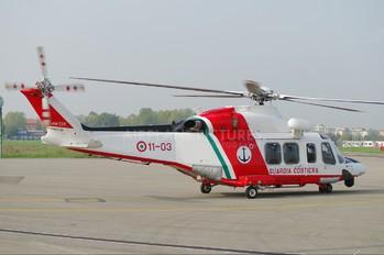MM81748 - Italy - Coast Guard Agusta Westland AW139