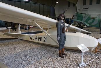 - - Germany - Luftwaffe (WW2) Schneider Grunau Baby III