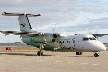 LN-WID - Widerøe de Havilland Canada DHC-8-100 Dash 8