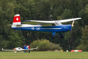 HB-UAF - Private Praga E-114M Air Baby