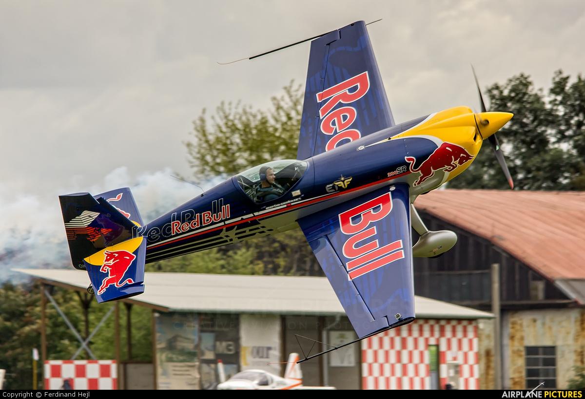 The Flying Bulls OK-SON aircraft at Prague - Letňany