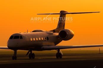 VP-BNR - Private Gulfstream Aerospace G-V, G-V-SP, G500, G550