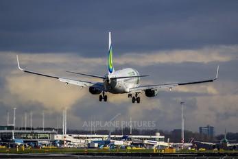 PH-HSF - Transavia Boeing 737-800