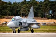 39831 - Sweden - Air Force SAAB JAS 39D Gripen aircraft