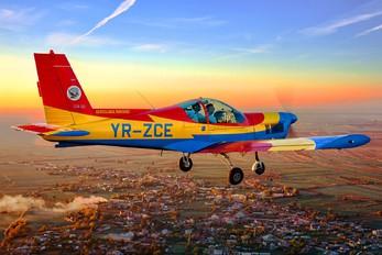 YR-ZCE - Romanian Airclub Zlín Aircraft Z-142