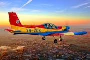 YR-ZCE - Romanian Airclub Zlín Aircraft Z-142 aircraft