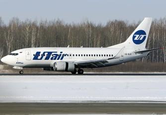 VQ-BJV - UTair Boeing 737-500