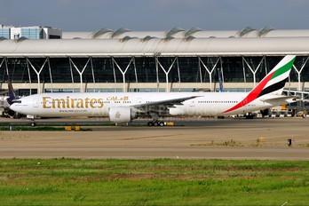 A6-ECR - Emirates Airlines Boeing 777-300ER